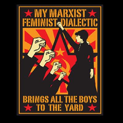 marxist-feminist-dialeteic